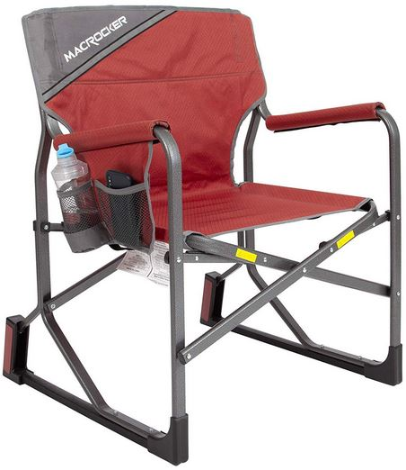 Best Camp Chairs For Big Guys